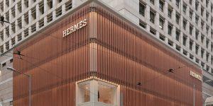 Doanh số bán hàng của Hermès tăng 16% trong quý 4 năm 2020