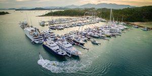Thái Lan trên con đường trở thành thị trường du thuyền lớn thứ ba trên thế giới