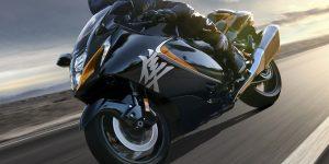 "Suzuki Hayabusa 2021: ""Thần gió"" tái xuất"