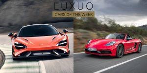 LUXUO Cars of the Week: Làng xe Việt nhộn nhịp ngày đầu xuân