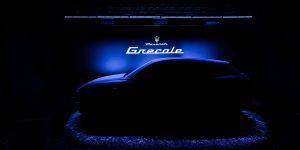 Hé lộ những hình ảnh đầu tiên của chiếc SUV mới từ Maserati