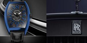 Khi Franck Muller gặp Rolls-Royce: Cùng uống mừng cho sự hợp tác điên rồ và phấn khích