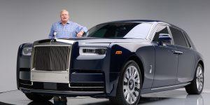 Rolls-Royce Phantom Koa – Sự xa xỉ đích thực