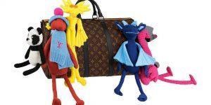 Túi thú nhồi bông trị giá 4.000USD của Louis Vuitton dành cho nam giới – Liệu có đáng để thử?