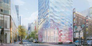 Cửa hàng mới của Louis Vuitton tại Tokyo: Kỳ quan thiên nhiên giữa lòng thủ đô