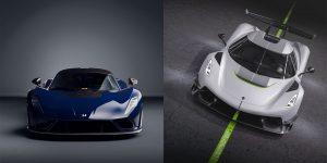 Top 10 siêu xe thể thao nhanh nhất thế giới từng được công bố