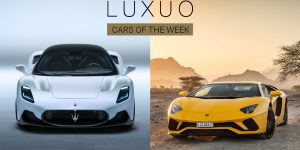 LUXUO Cars of the Week: Doanh nhân Quốc Cường tâm huyết đường đua drag, Maserati MC20 chuẩn bị cập bến Việt Nam, Lamborghini Aventador S màu đen độc nhất xuất hiện cùng biển số mới