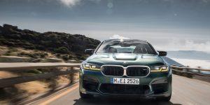 BMW tiết lộ chiếc sedan mạnh mẽ nhất