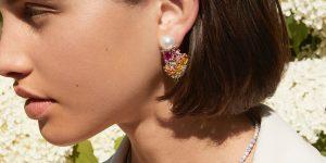 Nữ trang Tie & Dior: Đưa nghệ thuật nhuộm tie-dye vào trang sức cao cấp