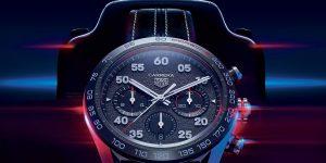 Porsche và TAG Heuer: Chúng tôi đã tán tỉnh nhau trong nhiều thập kỷ