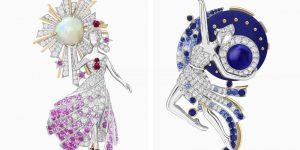 Sous les Etoiles: Cảm hừng bầu trời trong BST nữ trang cao cấp mới của Van Cleef & Arpels