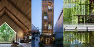 8 studio kiến trúc Việt Nam nổi bật với những công trình độc đáo và thân thiện với môi trường