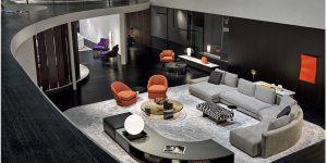Những thiết kế nội thất điêu luyện của bậc thầy Rodolfo Dordoni