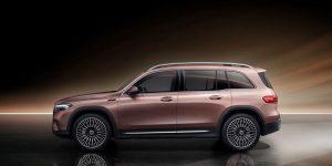Mercedes-Benz trình làng SUV chạy điện EQB hoàn toàn mới