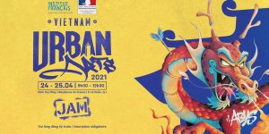 Art Newsletter 3/T4: Sự kiện nghệ thuật đường phố và 4 triển lãm ở Sài Gòn và Hà Nội