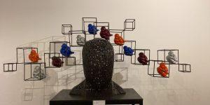 Art News Letter 4/T4: Triển lãm điêu khắc, trưng bày tác phẩm lụa, workshop kiến trúc,….
