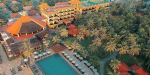 Combo siêu khuyến mãi tại Seahorse Resort & Spa không lo giá