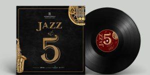 Jazz@5: Bữa tiệc đẳng cấp của những giác quan