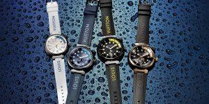 Tambour Street Diver: Sáng tạo đầy ngẫu hứng từ Louis Vuitton