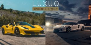 LUXUO Cars of the Week: Mãn nhãn với loạt siêu xe cực chất vừa cập bến Việt Nam