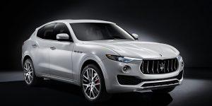 Maserati Levante phiên bản nội thất Zegna PelleTessuta: Đỉnh cao của sự sang trọng
