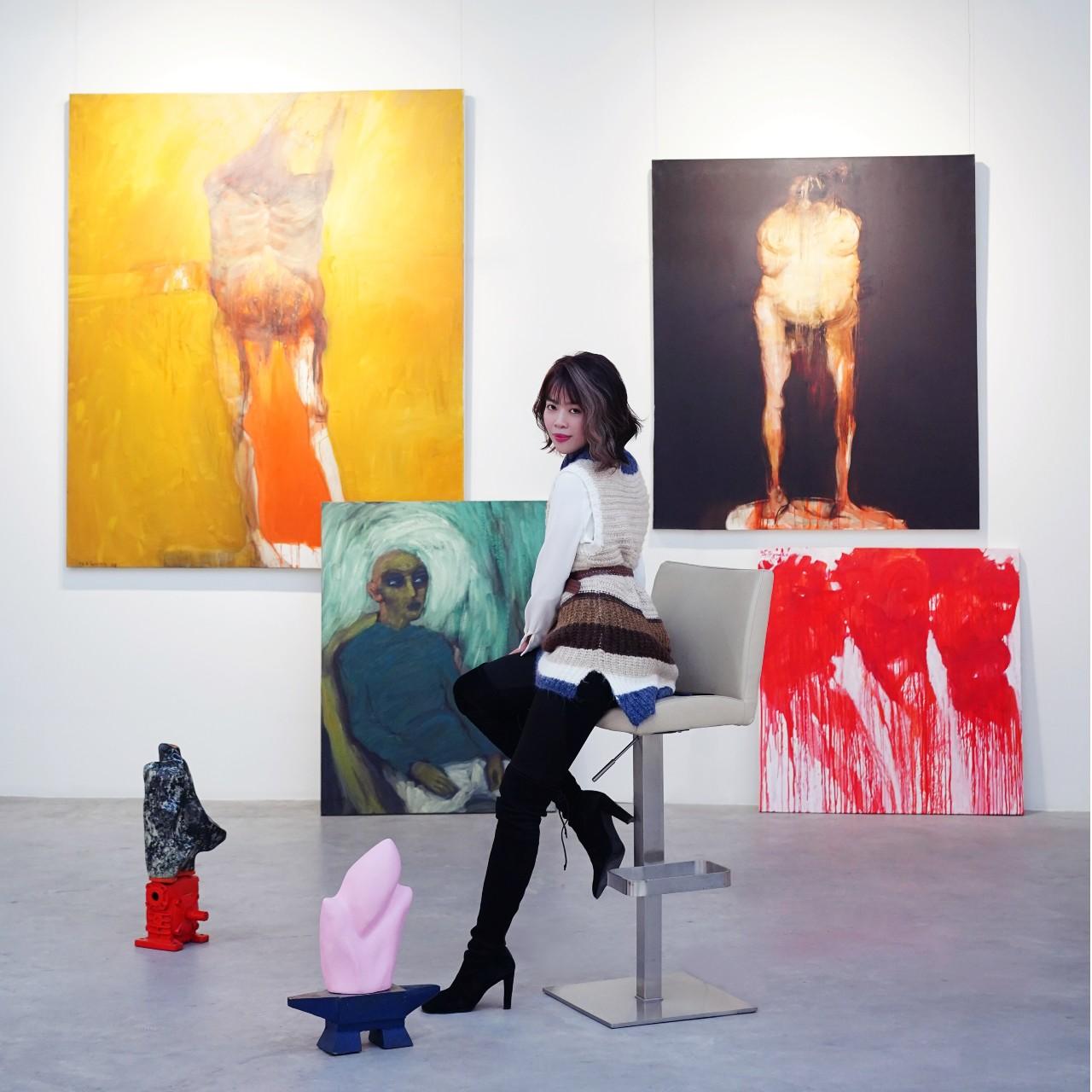 CUC Gallery - Nơi nghệ thuật được miễn nhiễm