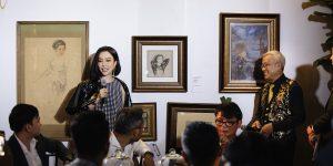 A Walk in The Secret Garden: Cùng Linh Nga và những vị khách yêu nghệ thuật khám phá bí mật giấu kín