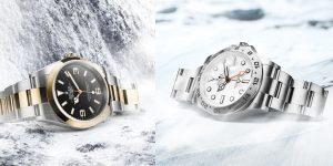 Watches & Wonders 2021: Rolex chính thức ra mắt 4 phiên bản Explorer mới