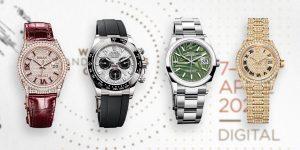 Waches & Wonders 2021: Điểm mặt loạt siêu phẩm mới nhất của Rolex