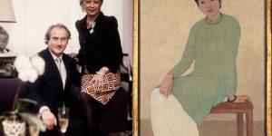 Madam Dothi Dumonteil: người sở hữu bức Chân Dung Madam Phương của họa sĩ Mai Thứ