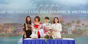 Vietyacht ký hợp đồng hợp tác chiến lược cùng công ty CP Đạt Phương