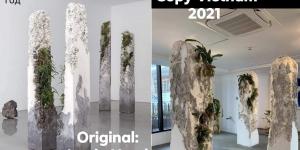 """Một số tác phẩm trong triển lãm Plus by Bảo Nam bị nghi vấn """"sao chép"""" ý tưởng từ nghệ sỹ quốc tế"""