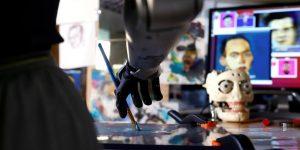 Tác phẩm nghệ thuật NFT của AI robot Sophia đạt mức đấu giá $688.888