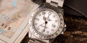 Chiêm ngưỡng Rolex GMT Explorer II 1987 màu kem sáng: Rolex luôn đúng!
