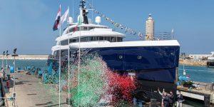 Siêu du thuyền Zazou 65m: Tuyệt phẩm mới của nhà Benetti