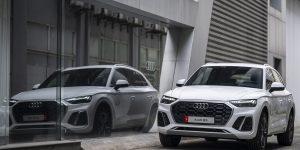 Audi Q5 chính thức xuất hiện với diện mạo hoàn toàn mới
