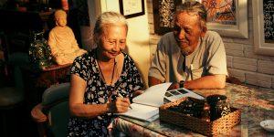 Đôi bạn chân tình: Gặp gỡ vợ chồng họa sĩ Hồng Lĩnh – Lê Triều Điển