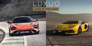 LUXUO Cars of the Week: Loạt siêu phẩm đình đám đồng loạt đổ bộ vào Việt Nam