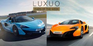 LUXUO Cars of the Week: Lựa chọn của dân chơi xe Việt