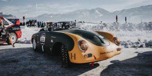 Tuyệt phẩm Porsche 356A Ice Racer 1956 cực hiếm rao bán với giá 312.000 USD