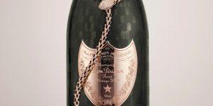 Bvlgari và DOM PÉRIGNON: Rượu sâm panh và vảy rắn