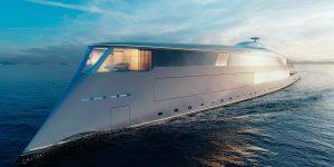 Siêu du thuyền tin đồn của tỷ phú Bill Gates