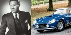 Chiếc Ferrari, Vua Bảo Đại và Người lưu giữ sự vĩ đại