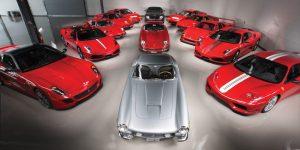 10 chiếc Ferrari tuyệt đẹp của thế kỷ