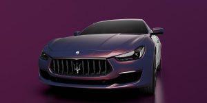 Ghibli Hybrid GranSport: Hiện thân của tinh thần Maserati
