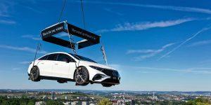 MercedesCup 2021: EQS chiếc xe chính thức cho người chiến thắng