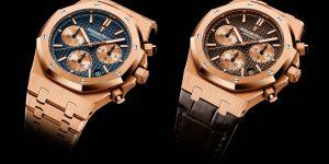 Audemars Piguet giới thiệu 2 phiên bản Royal Oak Selfwinding Chronograph mới