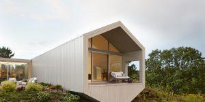 Nghệ sĩ Ai Weiwei thiết kế một căn nhà tối giản tại Salt Point