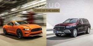LUXUO Cars of the Week: Cuộc chơi không hồi kết