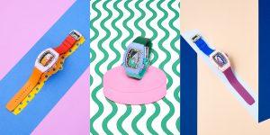 Richard Mille RM 07-01 Coloured Ceramic: Sự giao hòa của các trường phái nghệ thuật